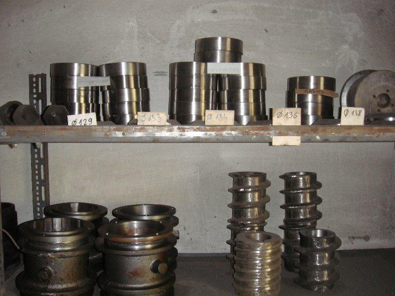 szojaextruder alkatrész gyártás