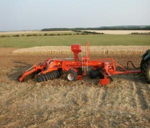 sekély talajművelés Forrás: agrárszektor.hu